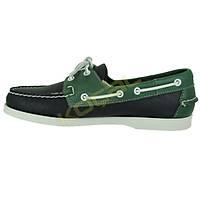 Sebago Spinnaker Navy/Green