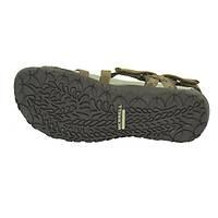 Merrell Terran Lattice Dark Eart Kadýn Sandalet