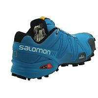 Salomon Speedcross 3 Methyl Blue Deep Blue