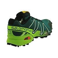 Salomon Speedcross 3 Cobalt Black Granny Green Black
