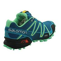 Salomon Speedcross 3 W Darkness Blue Boss Blue Lucite Green