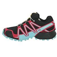 Salomon Speedcross 3 Cs W Black Lotus Pink Air
