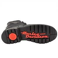 Harley Davidson Colmar Black Erkek Bot