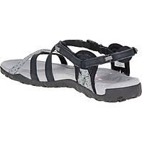 Merrell Terran Lattice II Siyah Kadýn Sandalet