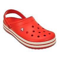 Crocs Crocband Flame White