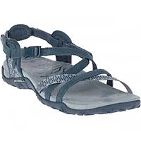 Merrell Terran Lattice II Mavi Kadýn Sandalet