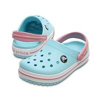 CROCS CROCBAND CLOG K ICE BLUE / WHITE