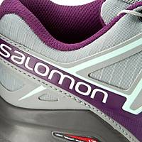 Salomon Speedcross 4 W Quarry / Acai Fair Aqua Bayan Ayakkabý
