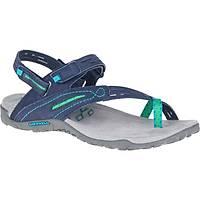 Merrell Terran Convertible II Mavi Kadýn Sandalet
