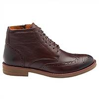 Hush Puppies Archie Oxford Brown Erkek Konfor Bot