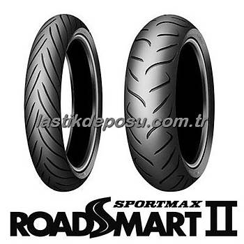 Dunlop 190/55ZR17 (75W) TL  SportMax Roadsmart II Motosiklet Lastiði