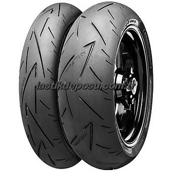 Continental 190/55ZR17 75W Conti Sport Attack2 Supersport