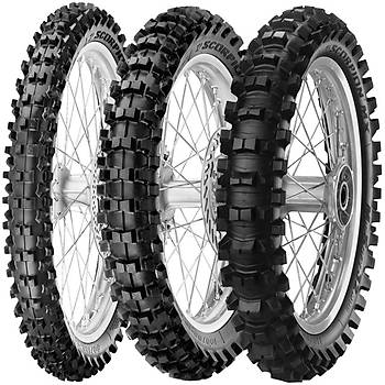 Pirelli 70/100-19 42M Scorpion MX Mid Soft 32-Minicross Ön Cross Lastik