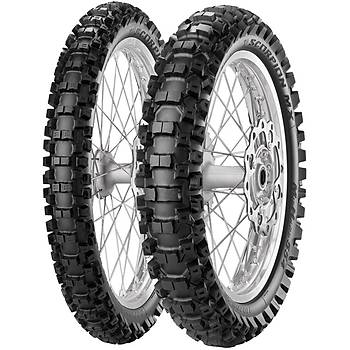 Pirelli 80/100-21 51M MST Scorpion MX Mid Hard554 Ön Cross Lastik (2015)