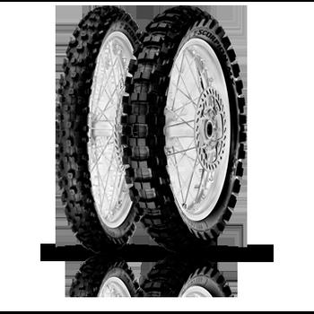 Pirelli 100/100-18 59M Scorpion MX EXTra Cross Lastiði