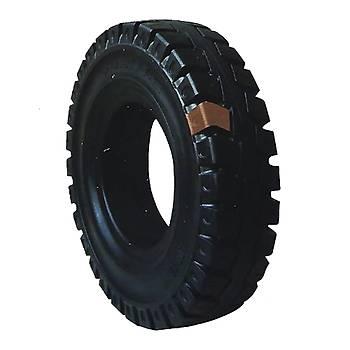 Solimax 500-8 ExtraPremium Siyah Dolgu Forklift Lastiði