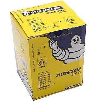 Michelin Airstop 16MI MT/MU90-16 Ýç Lastik Innner Tube Valve