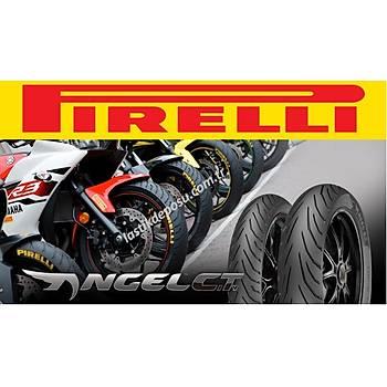 Pirelli 120/70-17 58S TL Angel City Front/Rear Motosiklet Lastiði