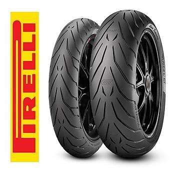 Honda VTR 1000 SP-1 Pirelli Angel GT-A Takým 120/70ZR17 190/50ZR17