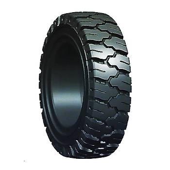 SOLI-TRAC 6.00-9 Siyah Dolgu Forklift Lastiði