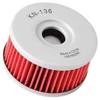 K&N KN-136 Yað Filtresi SUZUKI bazý modelleri KN-136
