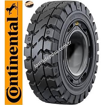 Continental 180/70-8 (18x7-8) Siyah (Segmansýz) Dolgu Forklift Lastiði Robust S SC20