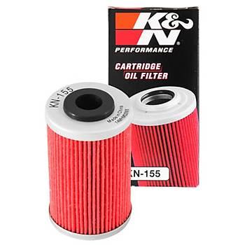 K&N KN-155 Yað Filtresi KTM bazý modelleri 1. f