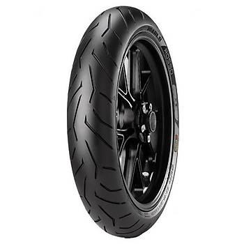 Pirelli 120/60ZR17 Diablo Rosso II 55W Ön Lastik (0716)