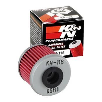 K&N KN-116 Yað Filtresi HONDA bazý modelleri KN-116