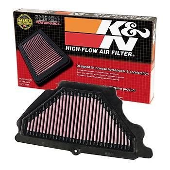 K&N KA-6007 Hava Filtresi KAWASAKI ZX6R- 07-08