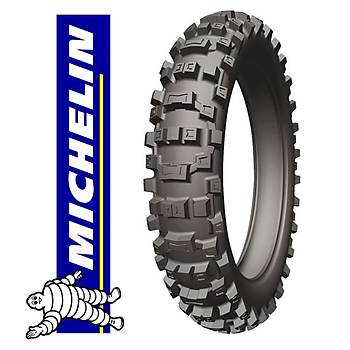 Michelin Set 80/100-21 ve 110/90-19 Tracker Cross Ön Arka Takým (2020)
