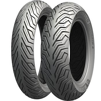 Suzuki Burgman 250 Michelin Set 110/90-13 130/70-13 63P City Grip 2 (2020)