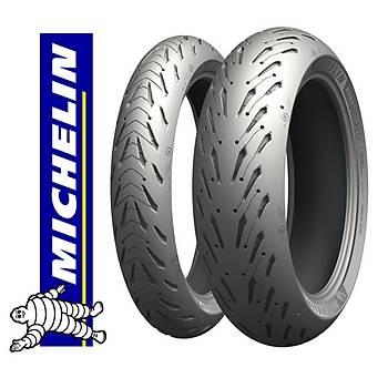 Michelin Takým 120/70ZR17 ve 180/55ZR17 Road5 2CT Ön Arka Set