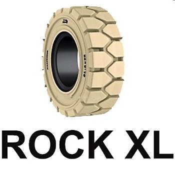 Ceat 7.00-15 Beyaz Segmanlý Rock XL Dolgu Forklif Lastiði