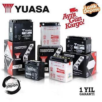 Yamaha YZF-R6 Akü (2017-2018) Yuasa YTZ7S 12V6AH Bakýmsýz Jel