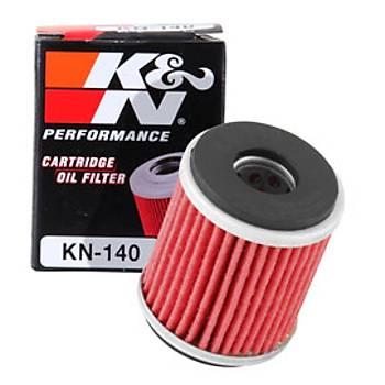 K&N KN-140 Yað Filtresi YAMAHA bazý modelleri KN-140