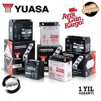 Daelim S3 250 Advance Akü Yuasa YTX12-BS 12V10 AH AGM