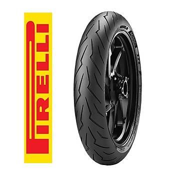 Pirelli 120/60ZR17 55W TL Diablo Rosso 3 Ön Lastik