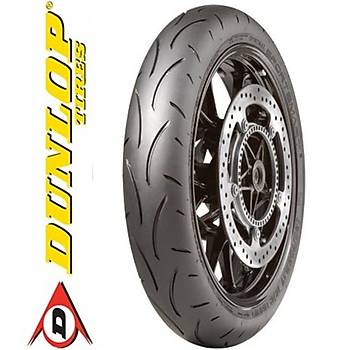 Dunlop 120/70ZR17 (58W) TL Sport Smart II Ön Motosiklet Lastiði (Ürt. 2514)