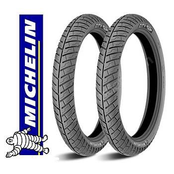 Michelin Takým 2.75-18 ve 90/90-18 City Pro Ön Arka Set CBF150 YBR125