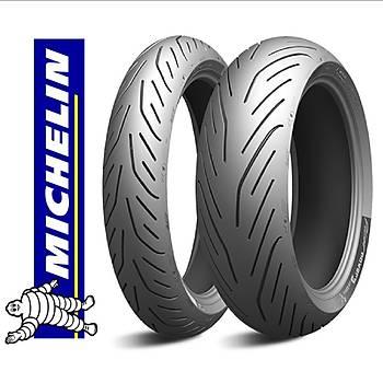 Michelin Takým 120/70ZR17 160/60ZR17 Pilot Power3 Motosiklet Lastiði
