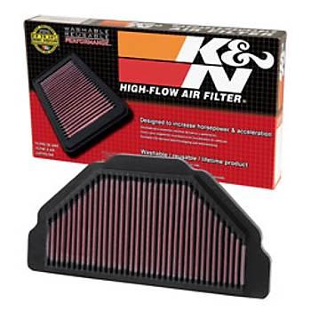 K&N KA-6098 Hava Filtresi KAWASAKI ZX6R NINJA 98