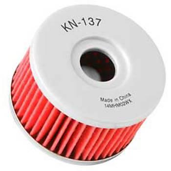 K&N KN-137 Yað Filtresi SUZUKI bazý modelleri KN-137