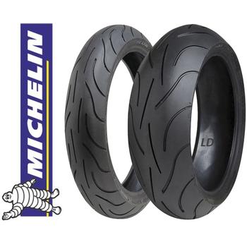 Honda CBR 600 Set Michelin Pilot Power 120/70ZR17 ve 180/55ZR17