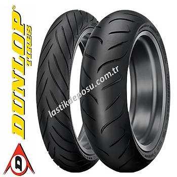 Dunlop 130/70ZR17 (62W) TL SportMax Roadsmart Ön Lastik  (1614)