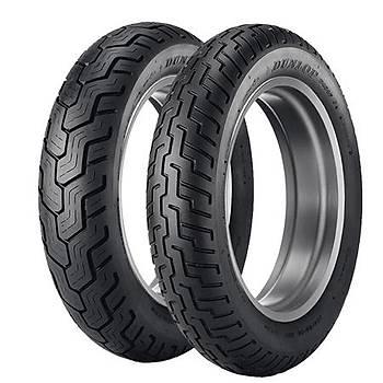 Dunlop 130/90-16 67H TL D404 Front Motosiklet Lastiði