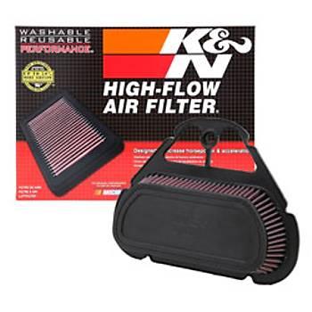 K&N YA-6001 Hava Filtresi YAMAHA YZF R6- 99-05 -
