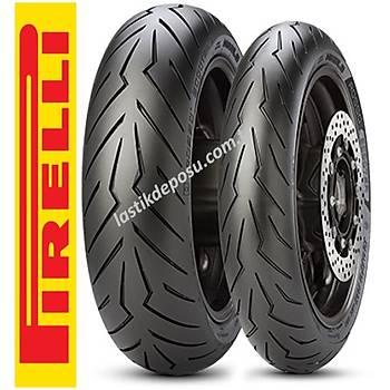 Pirelli 120/70-14 55S TL Diablo Rosso Scooter Ön Motosiklet Lastiði (2017)