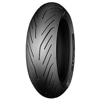 Michelin 180/55ZR17 73W Pilot Power3 Arka MotosikletLastiði