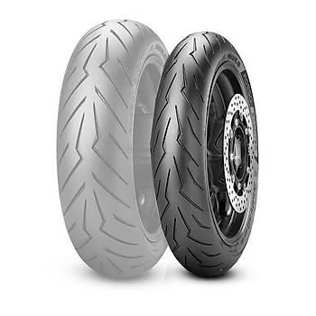 Suziki Burgman AN650 120/70R15 160/60R14 Pirelli Diablo Rosso